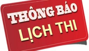 thong bao lich thi