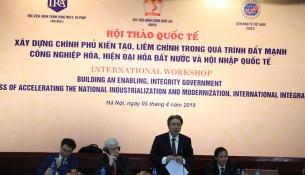 Dr. Dang Xuan Hoan summarize the seminar