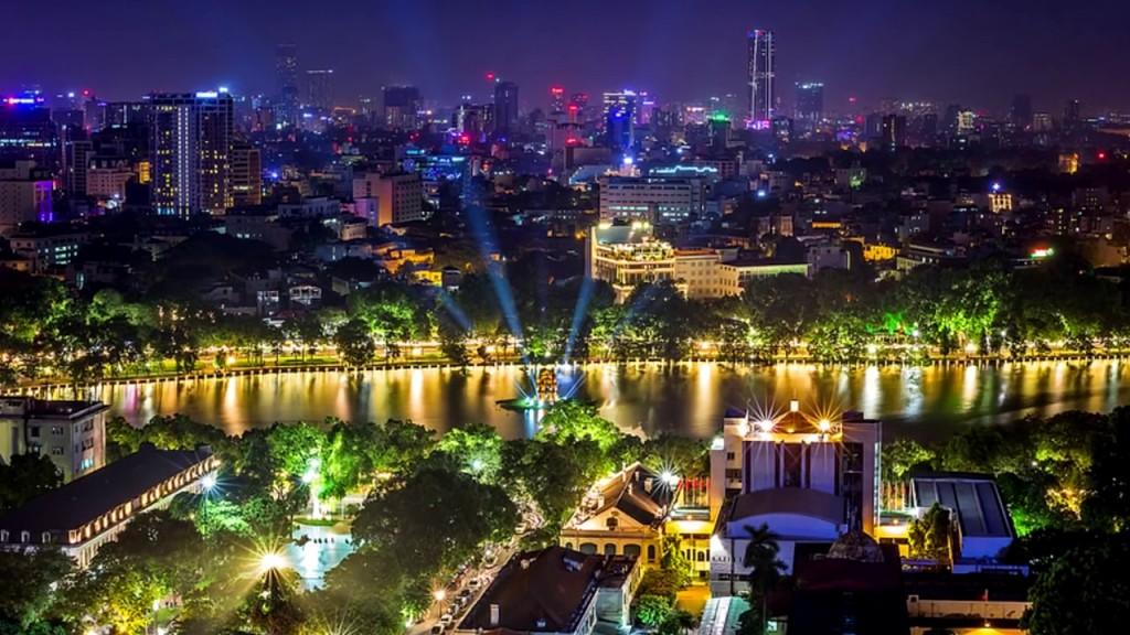Ha Noi is the capital of Vietnam