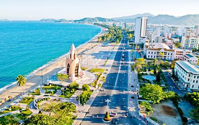 An image of Nha Trang beach