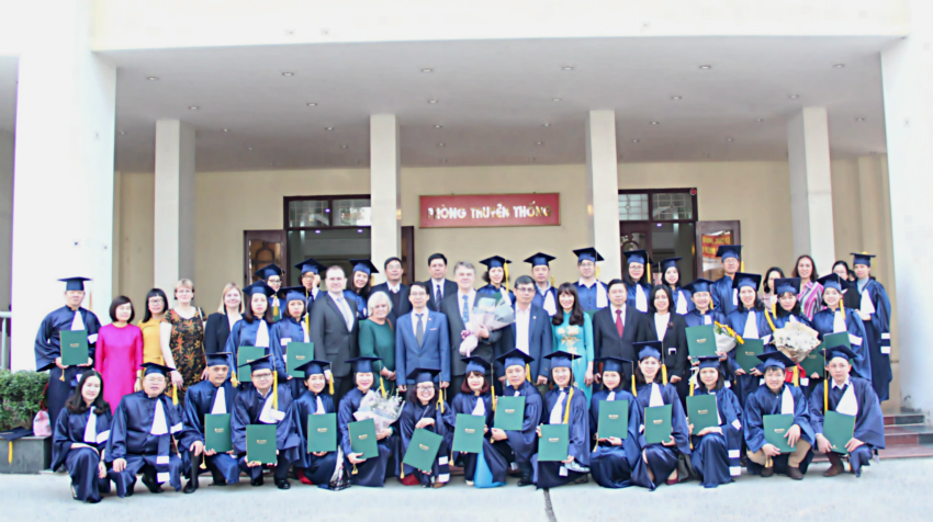 With all new graduates