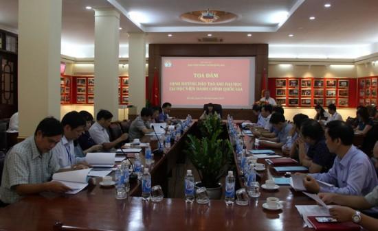 Panorama of the seminar