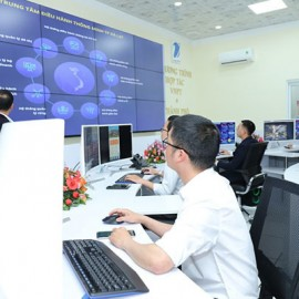 The strategy sets out a vision to 2030 that Vietnam would be ranked among the top 30 countries in the world in terms of e-government and digital government according to the United Nations ranking. (Illustrative photo).