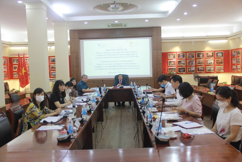 Workshop Participants in NAPA Hanoi