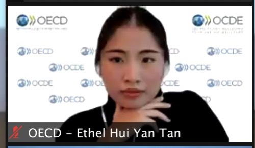 Ethel Hui Yan Tan, Junior Policy Analyst, Digital Government and Data Unit, Open and Innovative Government Division, Directorate for Public Governance, OECD