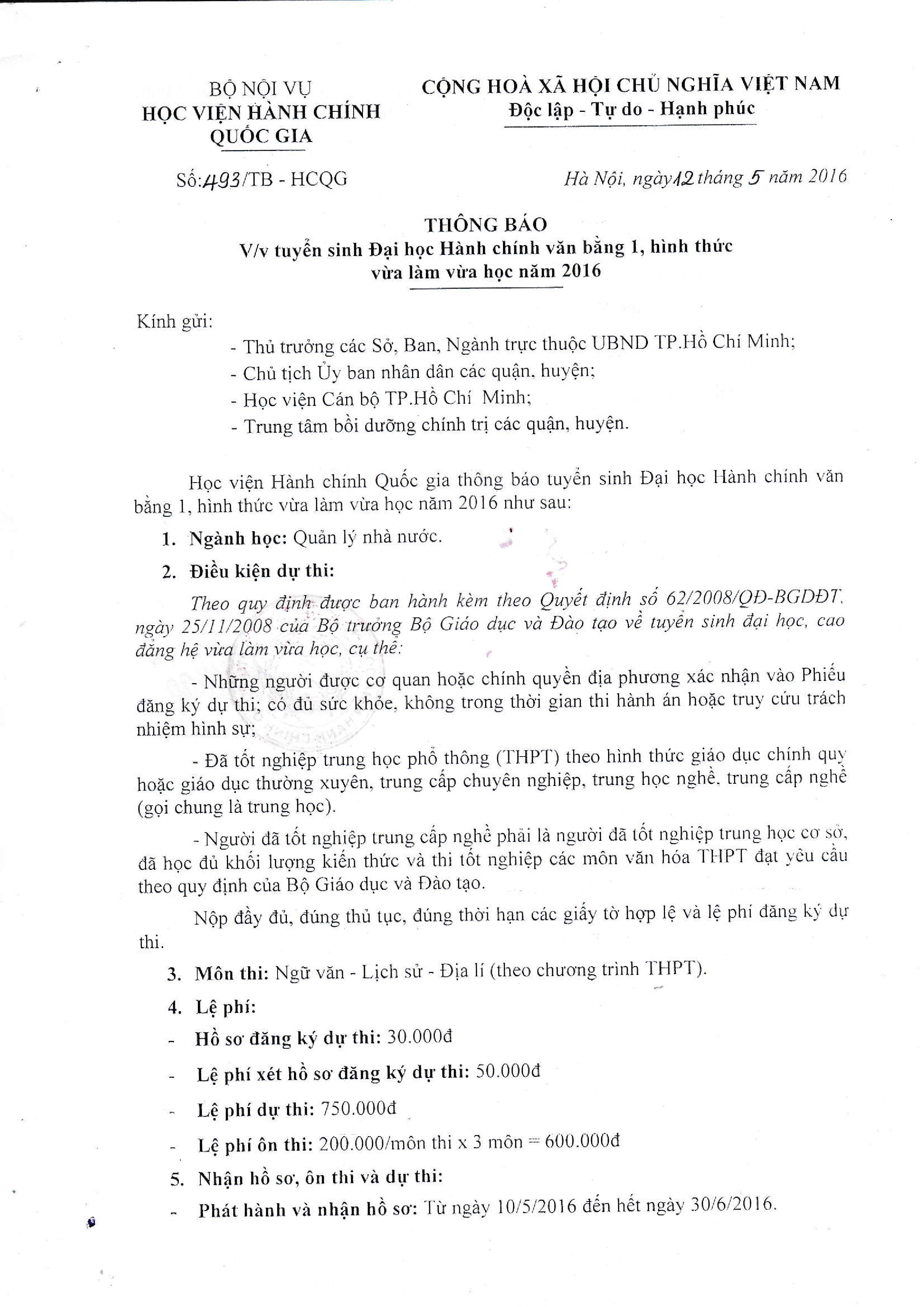 THONG BAO TUYEN SINH 2016-page-001