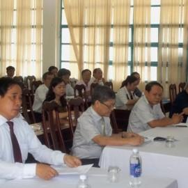 Lớp bồi dưỡng cap So khoa II 2017 _ 2
