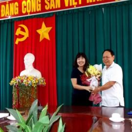 PGS TS LE THI VAN HANH THOI LAM CONG TAC QUAN LY _ 1