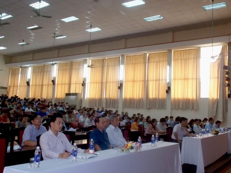 Học tập Nghị quyết Hội nghị TW5 khóa XII _ 2