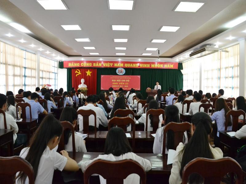 Đại hội nhiệm kỳ 2017 2020 các Chi Bộ cơ sở TPHCM _ 3