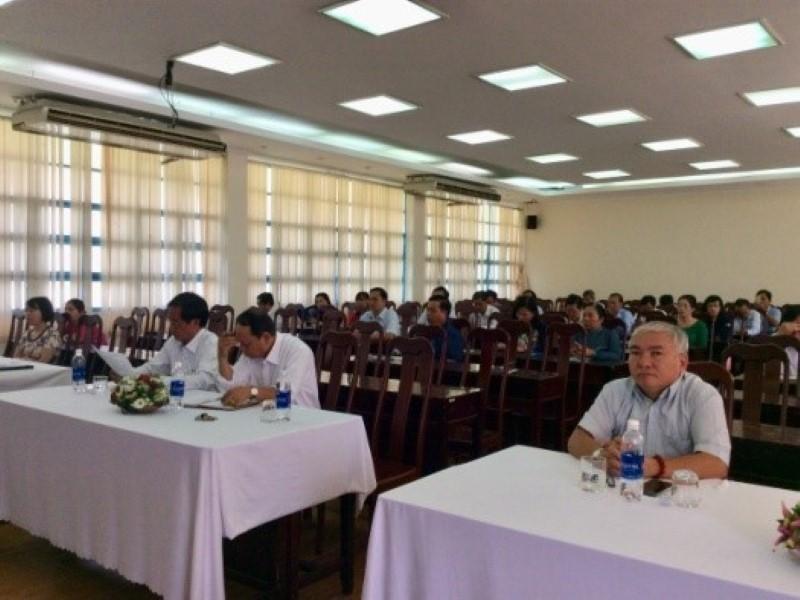 Bế giảng Lớp BDNLKNLD cap Huyện _ 2