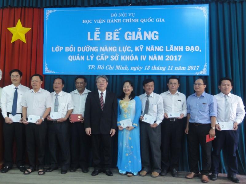 Le Be giang Lop Lanh dao Cap so K IV 2017 _ 4