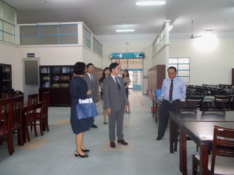 Đoàn chuyên gia Viện Phát triển Nguồn nhân lực Quốc gia Hàn Quốc _ 6