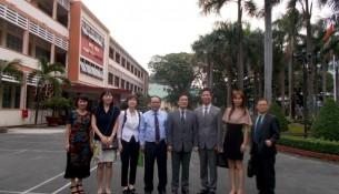 Đoàn chuyên gia Viện Phát triển Nguồn nhân lực Quốc gia Hàn Quốc _ 7