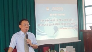 Hội thảo và Tọa đàm khoa học năm 2017 _ 2