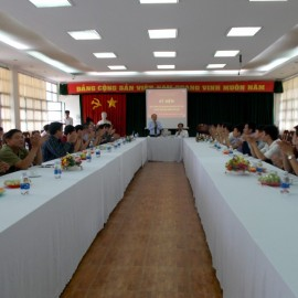 Kỷ niệm ngày thành lập Quân đội Nhân dân Việt Nam _ 1