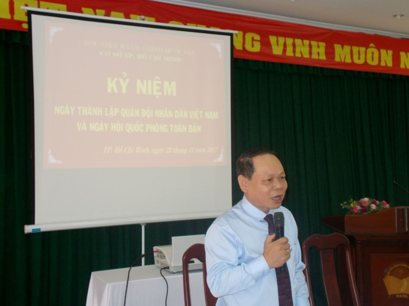 Kỷ niệm ngày thành lập Quân đội Nhân dân Việt Nam _ 2