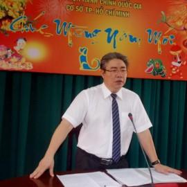 Giám đốc HVHCQG họp giao ban T1 NAM 2018 _ 2