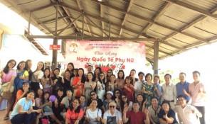 hoạt động nhân kỷ niệm ngày Quốc tế Phụ nữ 8.3.2018 _ 8