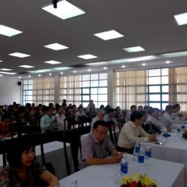 Hội nghị thực hiện Quyết định số 1206 về Phân viện _ 2