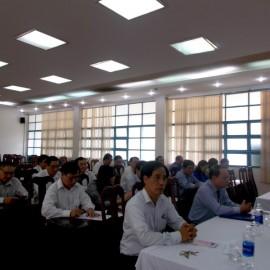 Bế giảng Lớp bồi dưỡng lãnh đạo, quản lý cấp Huyện khóa I năm 2018 _ 2