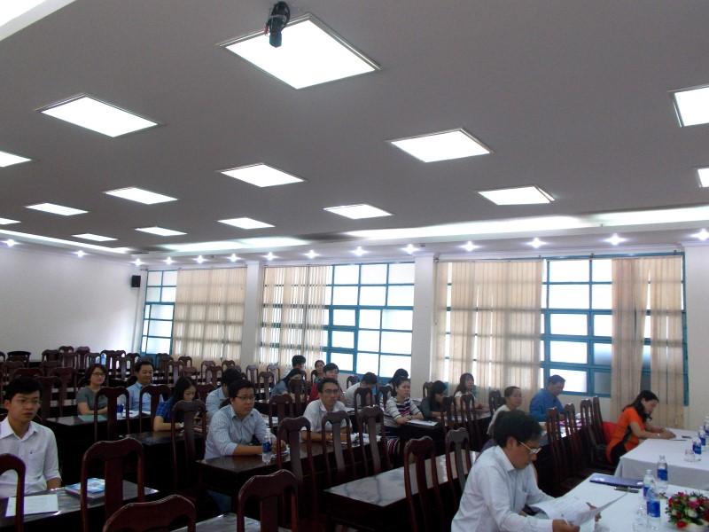 Khai giảng lớp bồi dưỡng nâng cao năng lực và phương pháp sư phạm _ 2