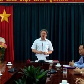 Lễ công bố QĐ bổ nhiệm PGĐ Phân viện TPHCM _ 1