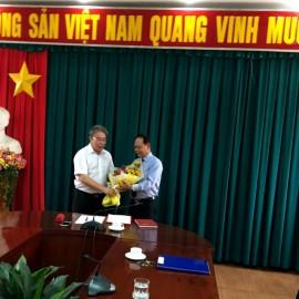 Lễ công bố QĐ bổ nhiệm PGĐ Phân viện TPHCM _ 3