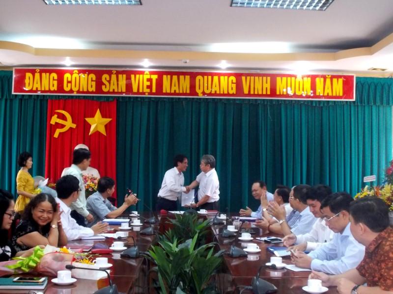 Lễ công bố QĐ bổ nhiệm PGĐ Phân viện TPHCM _ 5
