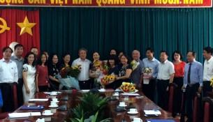 Lễ công bố QĐ bổ nhiệm PGĐ Phân viện TPHCM _ 7
