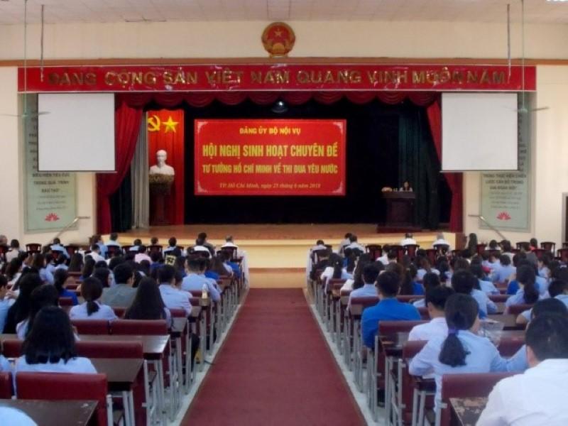 chuyên đề Tư tưởng Hồ Chí Minh về thi đua yêu nước _ 1