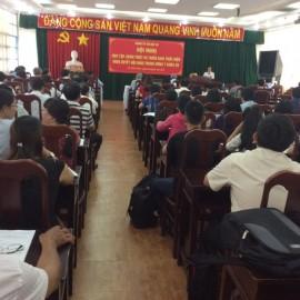 Đảng ủy Bộ Nội vụ tổ chức Hội nghị học tập, quán triệt Nghị quyết _ 1