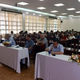 Đảng ủy Bộ Nội vụ tổ chức Hội nghị học tập, quán triệt Nghị quyết _ 2