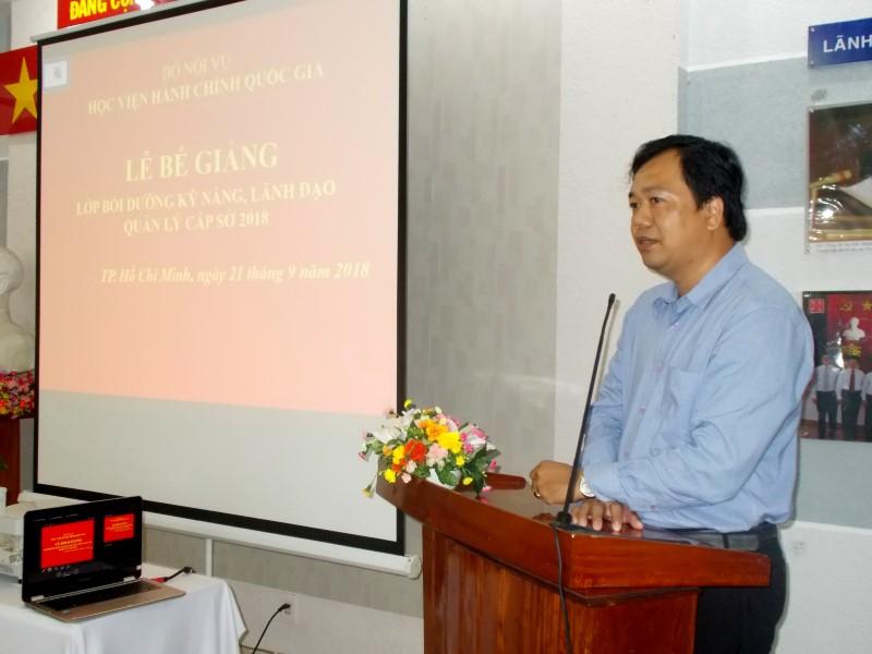 Bế giảng 2 Lớp bồi dưỡng kỹ năng lãnh đạo _ 11