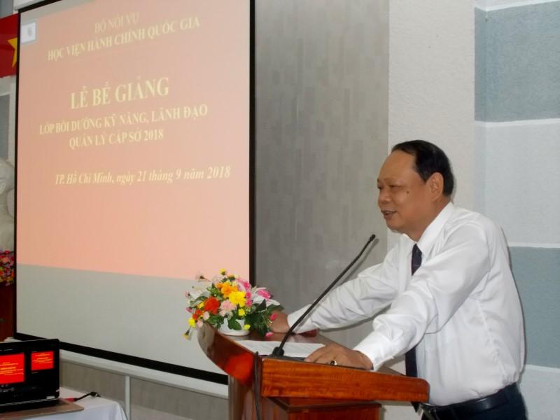 Bế giảng 2 Lớp bồi dưỡng kỹ năng lãnh đạo _ 6