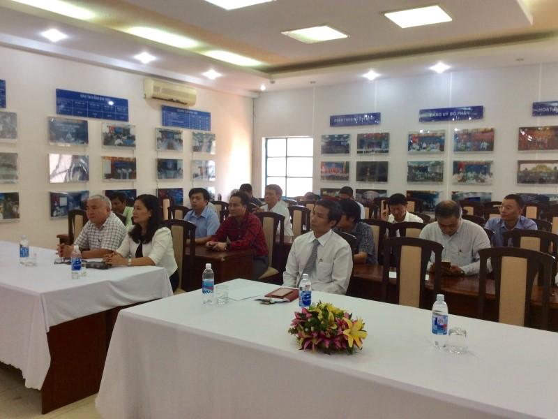Bế giảng Lớp bồi dưỡng cấp Vu khoa II - 2018 _ 2
