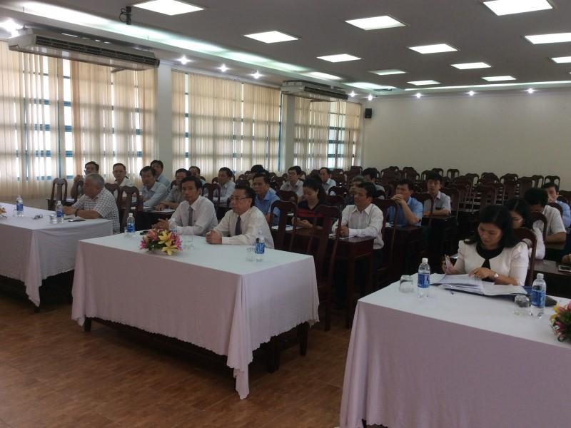 Khai giảng Lớp bồi dưỡng cấp Sở khóa V - 2018 _ 2