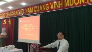 Khai giảng Lớp bồi dưỡng cấp Sở khóa V - 2018 _ 3