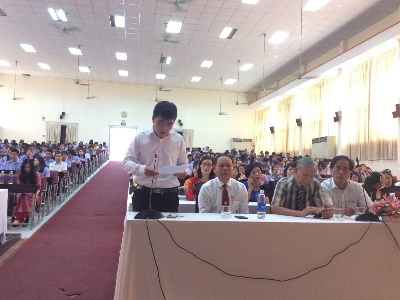 Nhà giáo Việt Nam 20 - 11 - 2018 _ 3