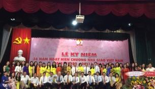 Nhà giáo Việt Nam 20 - 11 - 2018 _ 9