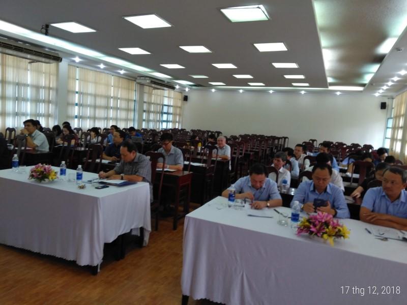 Đảng ủy Bộ Nội vụ tổ chức Lớp Bồi dưỡng nghiệp vụ công tác Đảng _ 1
