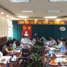 Hội thảo khoa học Định hướng phát triển Phân viện HVHCQG  _ 1