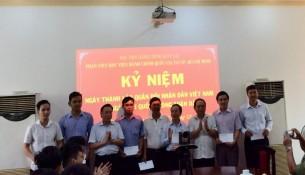 kỷ niệm Ngày thành lập Quân đội Nhân dân Việt Nam và Ngày Hội Quốc phòng Việt Nam _ 3
