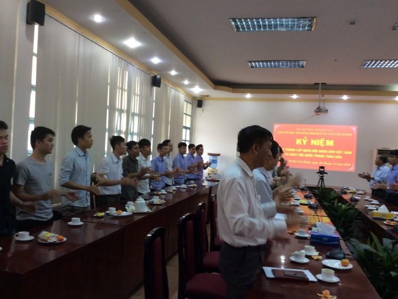 kỷ niệm Ngày thành lập Quân đội Nhân dân Việt Nam và Ngày Hội Quốc phòng Việt Nam _ 5