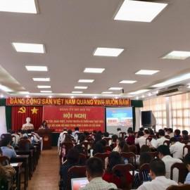 Quán triệt nội dung Hội nghị Trung ương 8 khóa XII _ 1