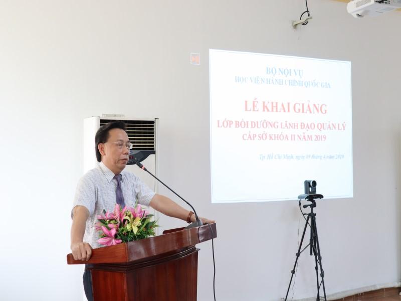 Khai giảng Lớp bồi dưỡng cap Sở II 2019 _ 3