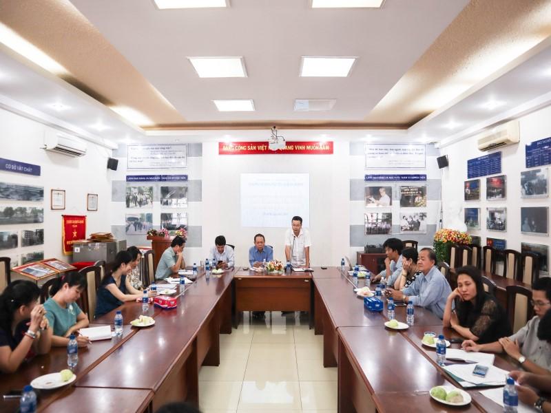 Hội nghị sơ kết công tác Quý I 2019 _ 2