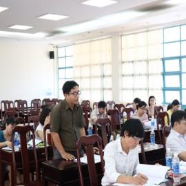 Hội thảo khoa học Xây dựng tài liệu _ 13