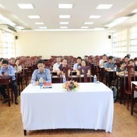 Khai giảng Lớp bồi dưỡng lãnh đạo quản lý cấp Phòng khóa I _ 2