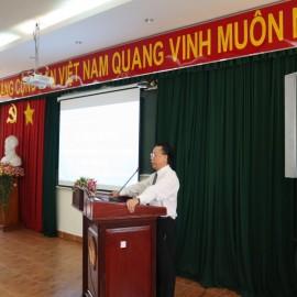 Khai giảng Lớp bồi dưỡng lãnh đạo quản lý cấp Phòng khóa I _ 3